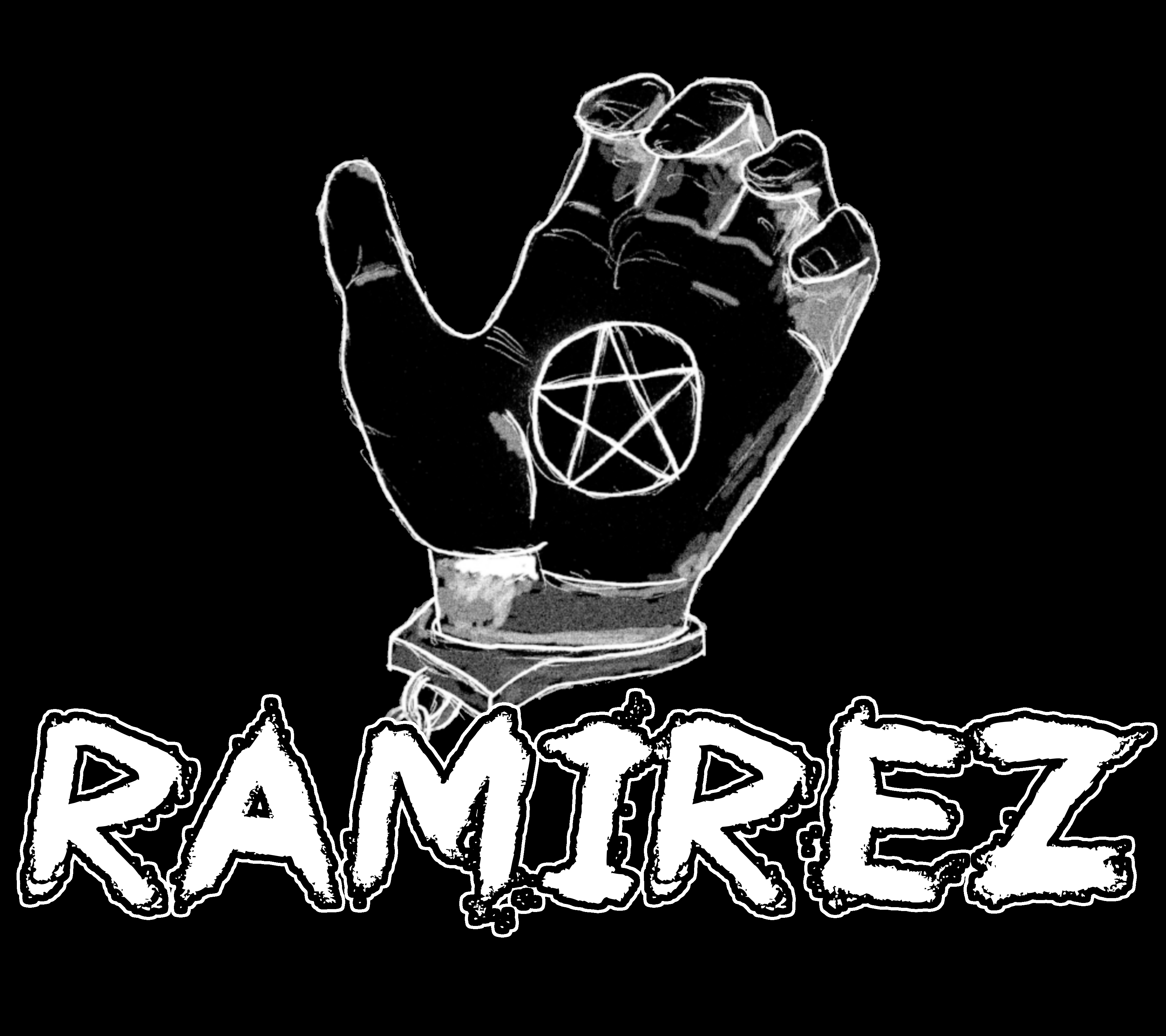 Richard Ramirez Pentagram Night Stalker shirt